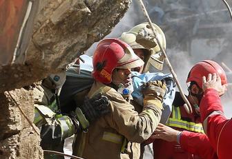 میزان دیه شهدای آتشنشان پلاسکو تعیین شد