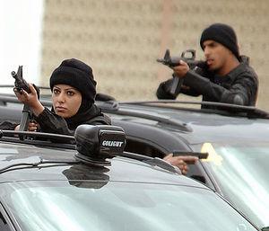 سربازی دختران در کویت جنجالی شد