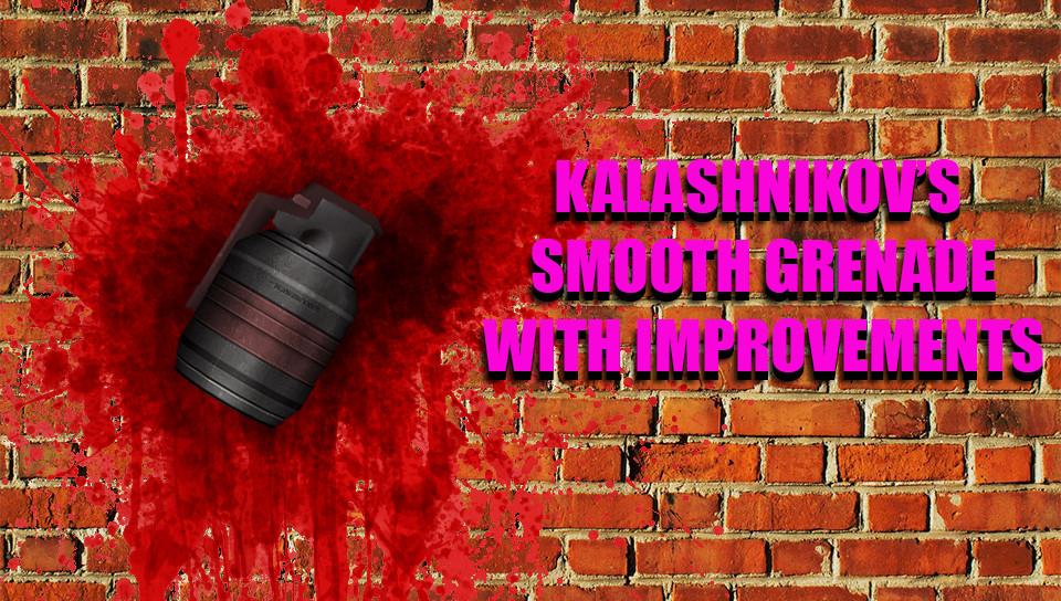 دانلود اسکین ایتم Kalasnikov88's Grenade برای کانتر استریک 1.6