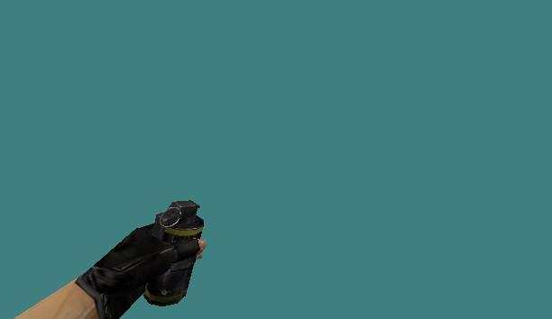 دانلود اسکین ایتم اسموک Gas Grenade برای کانتر استریک 1.6