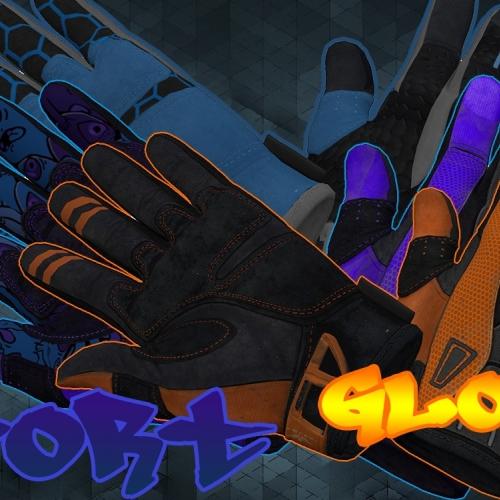 دانلود پک دست کش اچ دی CS:GO Sport Gloves HD Pack برای کانتر 1.6