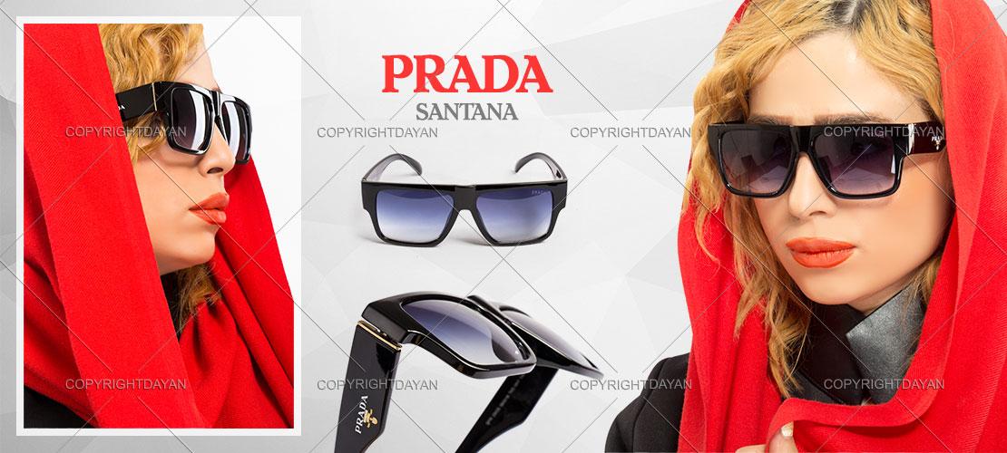 خرید عینک زنانه پرادا Prada مدل Santana