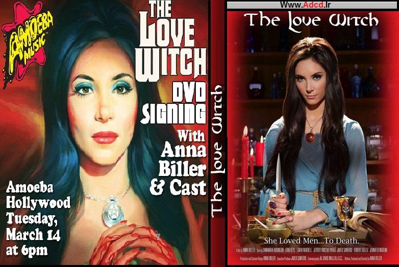 دانلود فیلم The Love Witch 2016