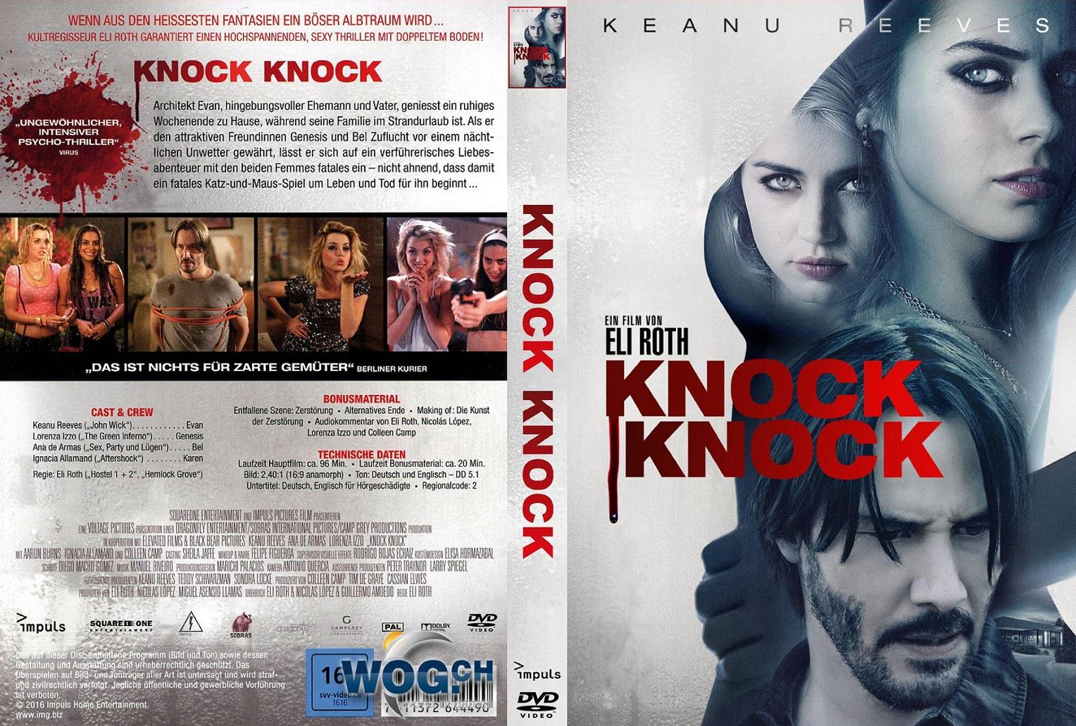 دانلود فیلم Knock Knock 2015
