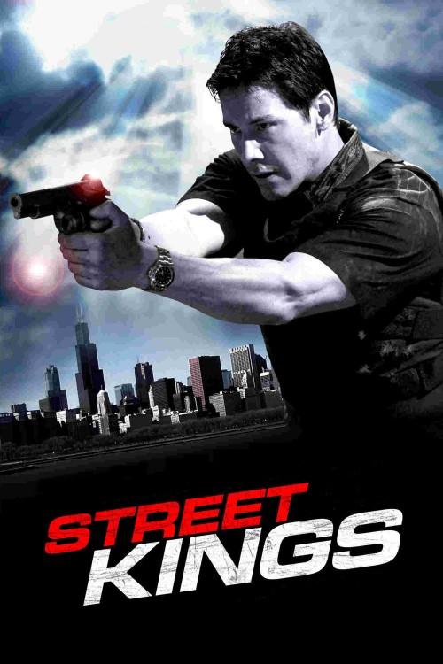دانلود دوبله فارسی فیلم سلاطین خیابانی Street Kings 2008
