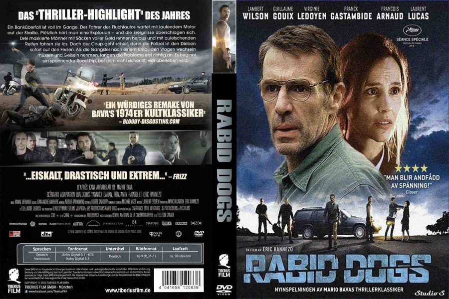 دانلود فیلم Rabid Dogs 2015