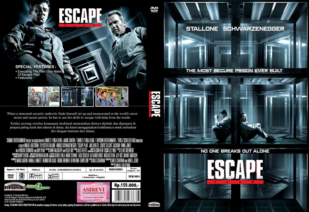 دانلود فیلم Escape Plan 2013