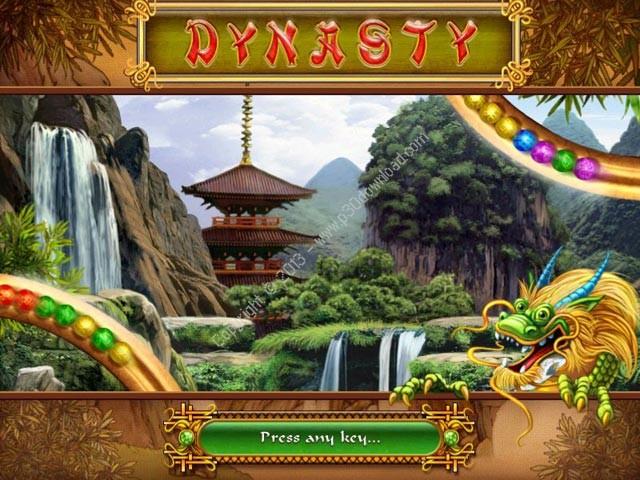 دانلود Dynasty - بازی دایناسور
