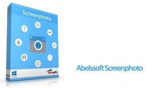 نرم افزار عکس گرفتن از دسکتاپ Abelssoft Screenphoto v2017.2.0 DC
