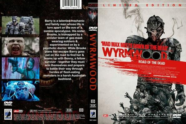 دانلود فیلم Wyrmwood: Road of the Dead 2014