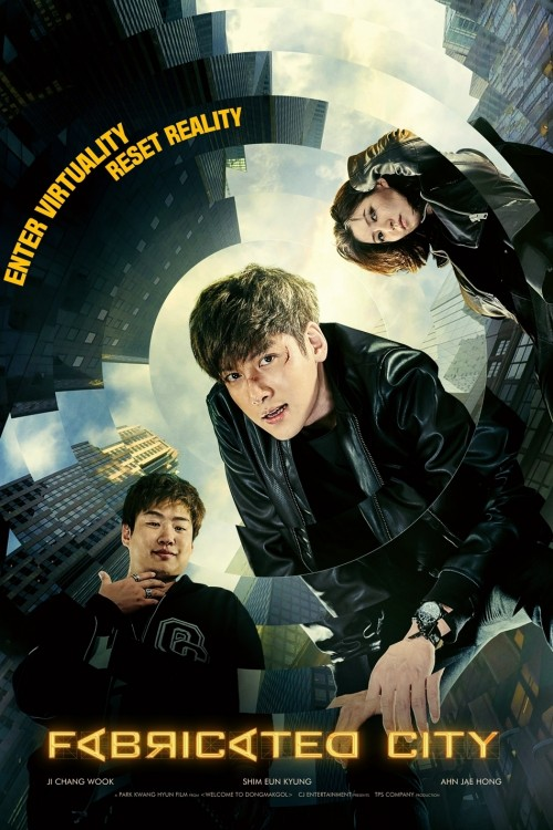 دانلود رایگان فیلم Fabricated City 2017