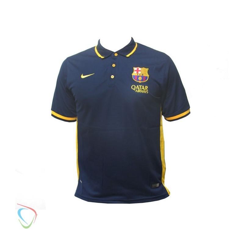 تی شرت هتلی نایکی بارسلونا Nike Barcelona T-shirt