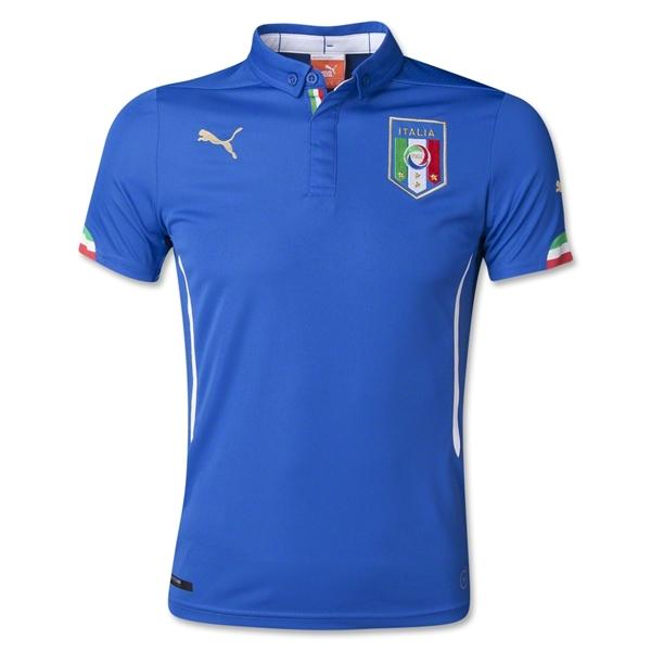 پیراهن تیم ملی ایتالیا در جام جهانی 2014