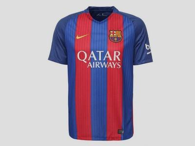 پیراهن ورزشی بارسلونا