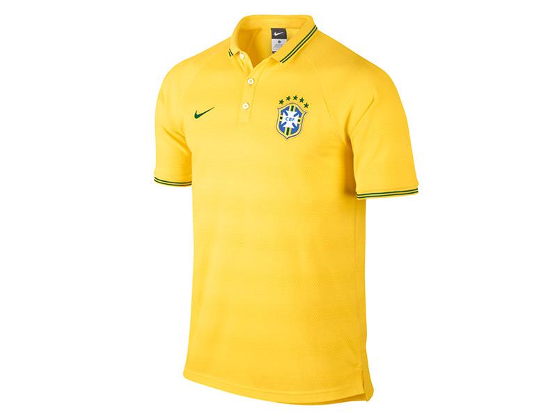 پیراهن تیم ملی فوتبال برزیل