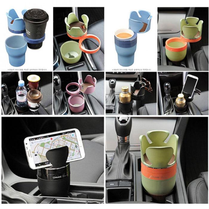خرید نگهدارنده (هولدر) 5 کاره ماشین در طرح لیوان