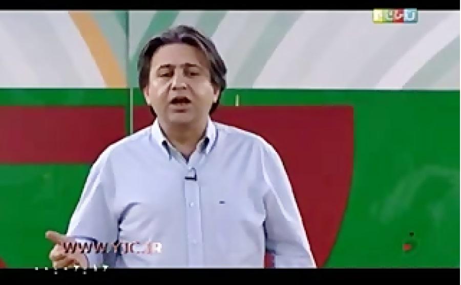 آواز دلنشین مرحوم افشین یداللهی در خندوانه