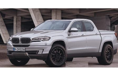 وانت زیبا و جدید BMW را ببینید