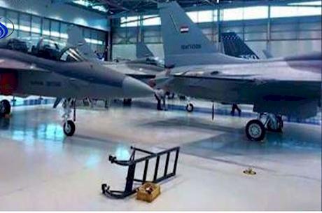 اولین جنگنده های کره جنوبی به عراق رسید