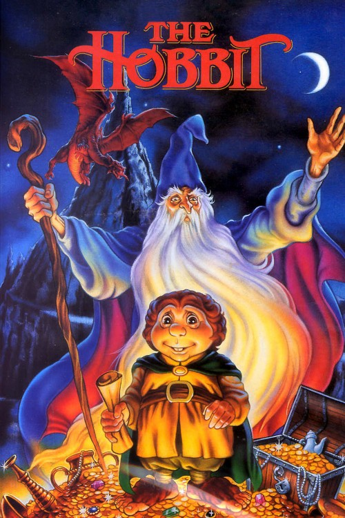 دانلود رایگان انیمیشن The Hobbit 1977