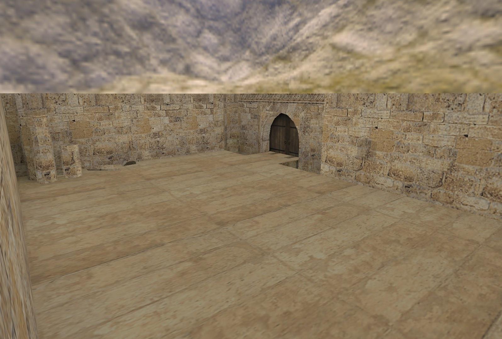 دانلود مپ دثران deathrun_temple-dust برای کانتر استریک 1.6