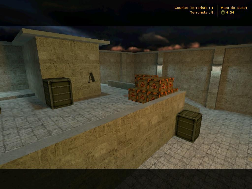 دانلود مپ متچ de_dust4 برای کانتر استریک 1.6