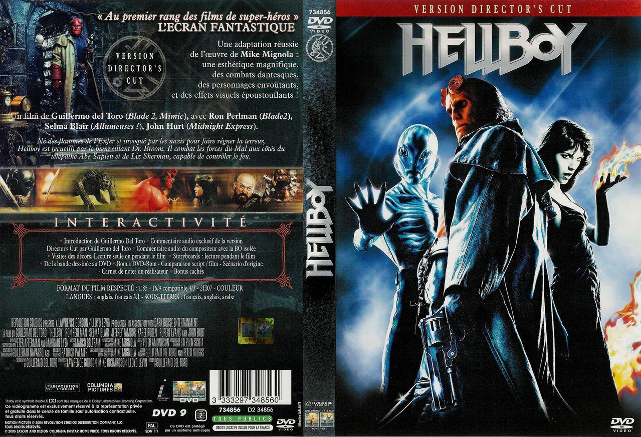 دانلود فیلم Hellboy 2004