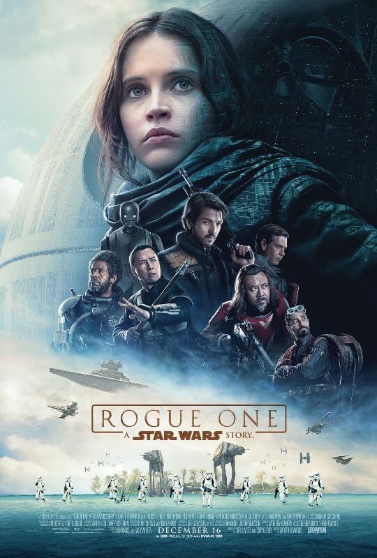 دانلود فیلم جنگ ستارگان سرکش یک Rogue One A Star Wars Story 2016