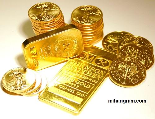 بروزترین قیمت طلا و سکه