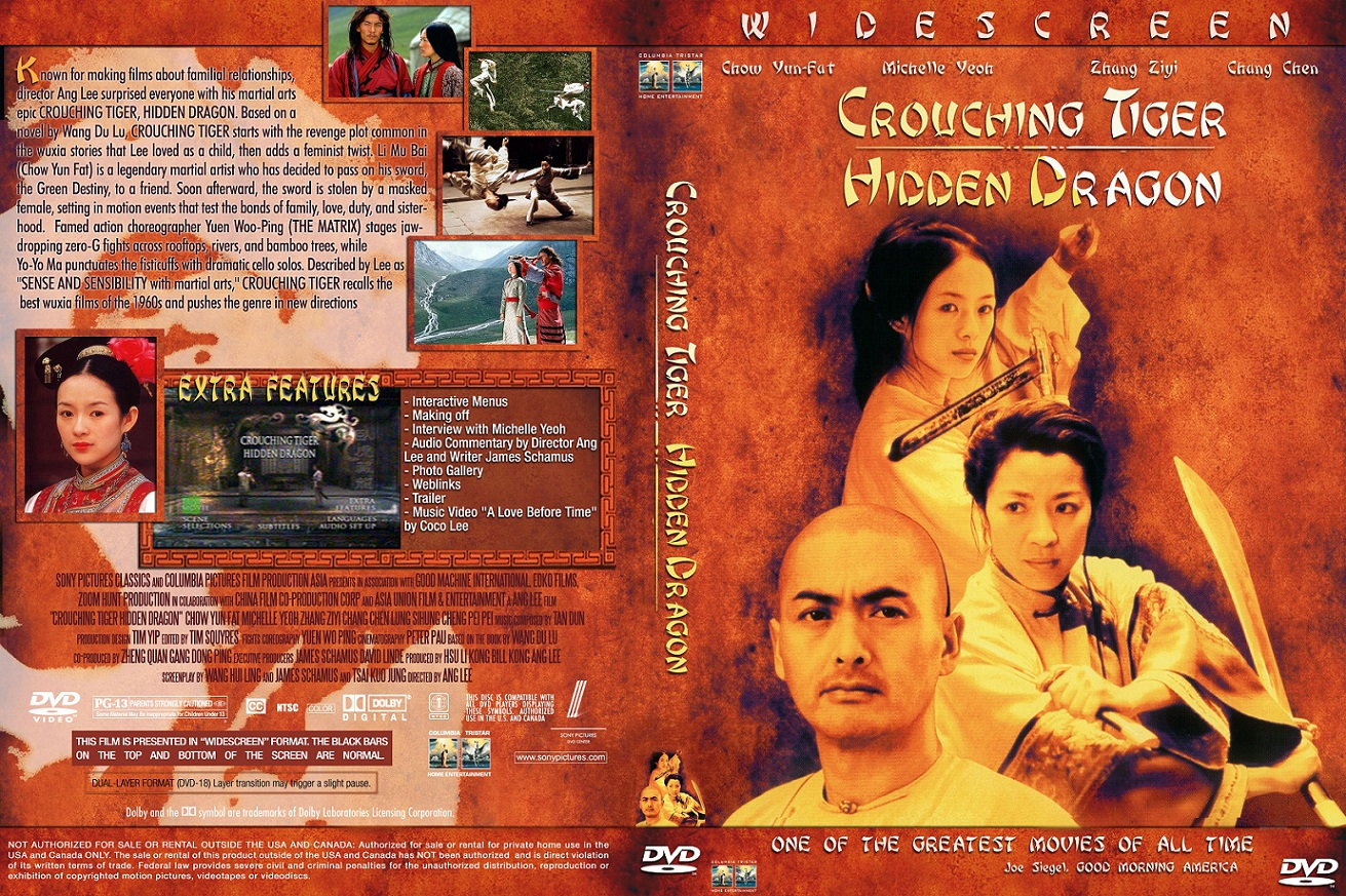 دانلود فیلم Crouching Tiger, Hidden Dragon 2000