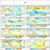 بررسی وضعیت جوی ماه فروردین 1395 به طور کلی ! هفته به هفته از دید چند مدل !