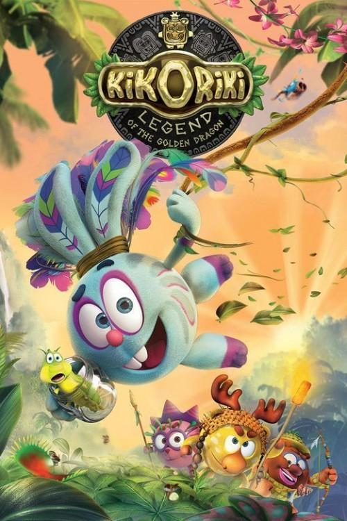 دانلود رایگان انیمیشن Kikoriki. Legend of the Golden Dragon 2016