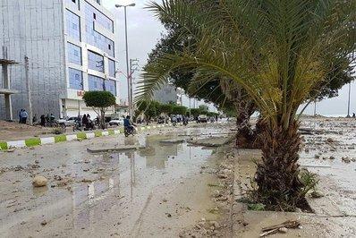 سونامی در بوشهر
