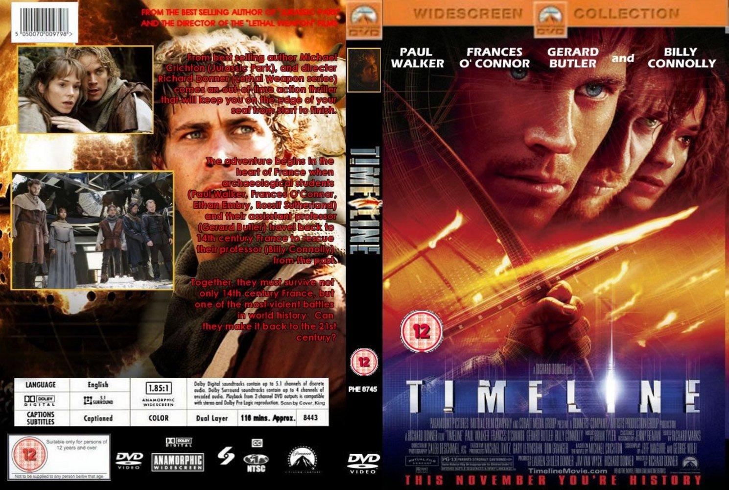 دانلود فیلم Timeline 2003