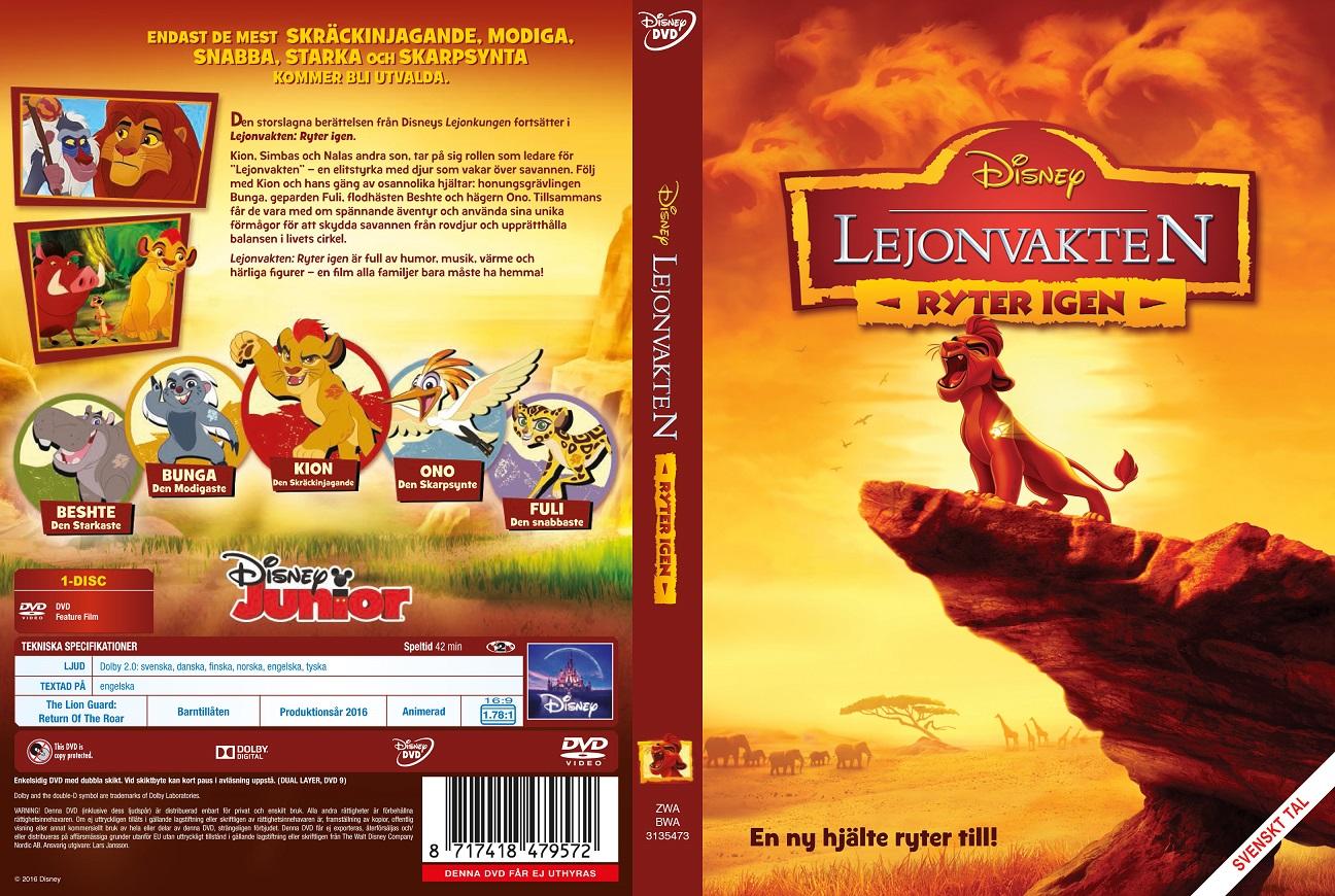 دانلود رایگان سریال The Lion Guard/قسمت 25 اضافه شد