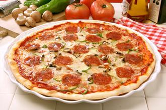 آموزش پیتزا مخلوط مخصوص