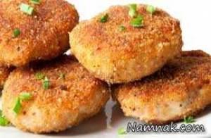 طرز تهیه کوکو سیب زمینی پاکستانی