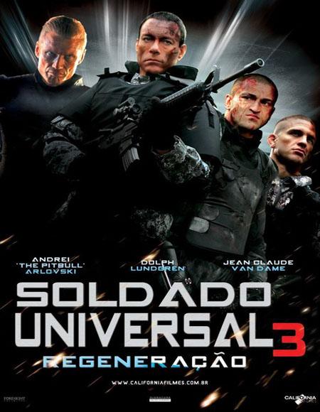 دانلود فیلم Universal Soldiers: Regeneration 2009 سرباز جهانی ۳ دوبله فارسی