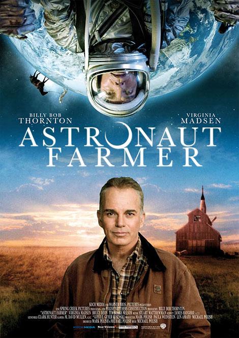 دانلود دوبله فارسی فیلم کشاوز فضانورد The Astronaut Farmer 2006