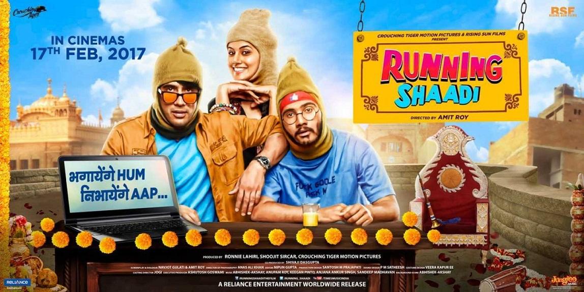 دانلود فیلم Running Shaadi 2017