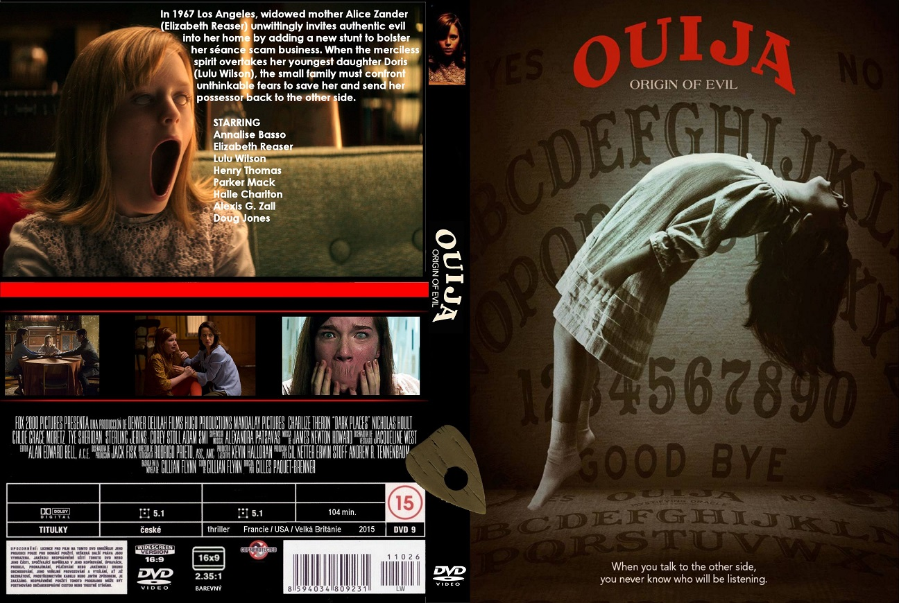 دانلود فیلم Ouija: Origin of Evil 2016