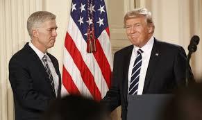 قاضی نامزد دادگاه عالی آمریکا: ترامپ بالاتر از قانون نیست