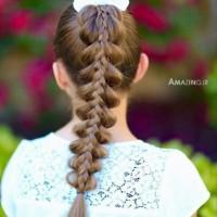 مدل مو و رنگ مو زنانه دخترانه و عروس