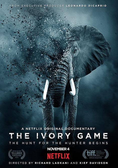 دانلود دوبله فارسی مستند بازی عاج و تخت The Ivory Game 2016