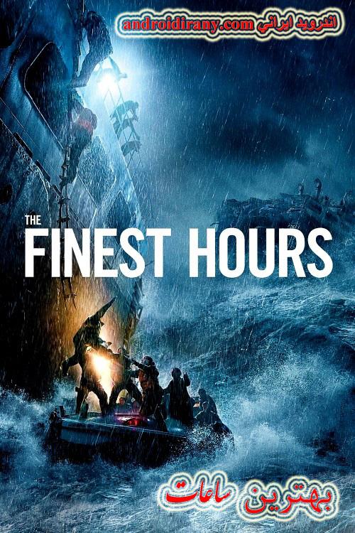 دانلود فیلم دوبله فارسی بهترین ساعات The Finest Hours 2016
