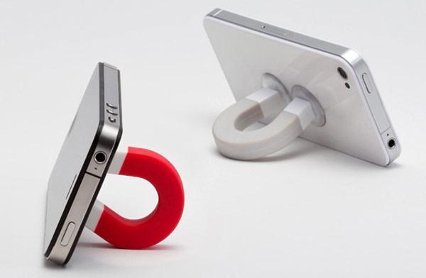 خرید پایه یا هد نگهدارنده موبایل مدل فانتزی آهنربا
