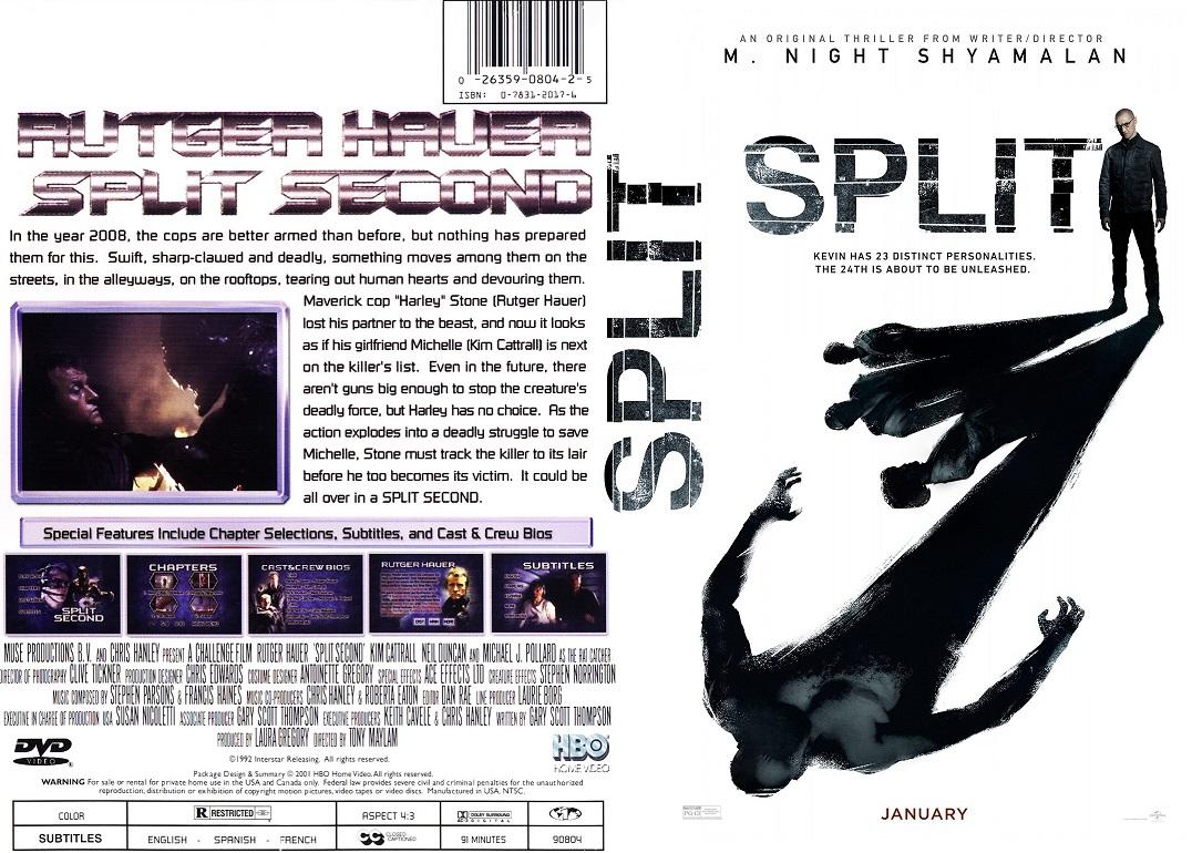 دانلود فیلمSplit 2016