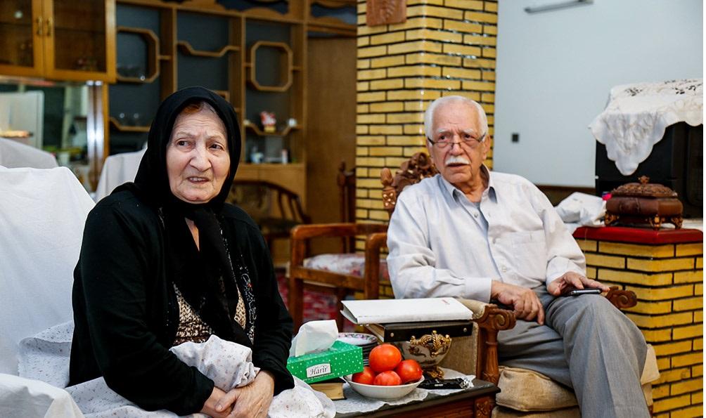 تصاویر/ گفتگو با خانواده شهید مرتضی فیاض