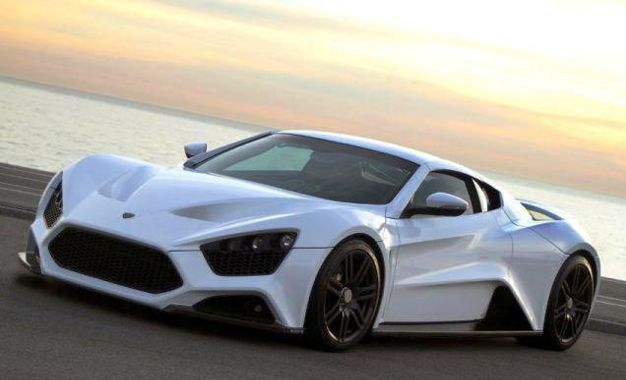 معرفی گران ترین خودروهای دنیا - زنوو Zenvo ST۱