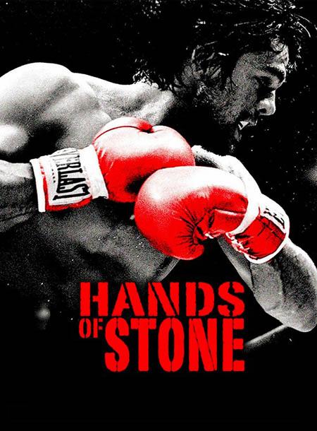 دانلود دوبله فارسی فیلم دست های سنگی Hands of Stone 2016